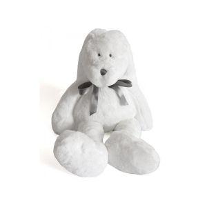 Dimpel Neela doudou lapin 25 cm Blanc