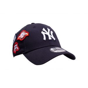 New era A Cooperstown Patched 9forty Neyyanco NVY Casquette Mixte Adulte, Bleu Marine, Taille Unique