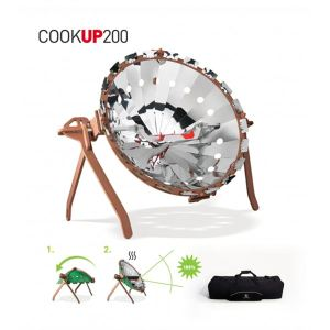 Id cook COOKUP200 - Barbecue solaire