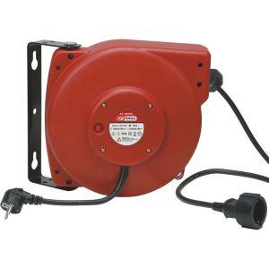 KS Tools 150.4221 - Enrouleur de câbles électriques muraux 3 x 2,5 mm