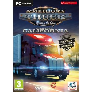 American Truck Simulator - California Starter Pack [PC]