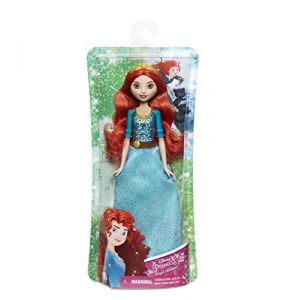 Hasbro Disney Princesses - Poupée Merida Poussière d'étoiles