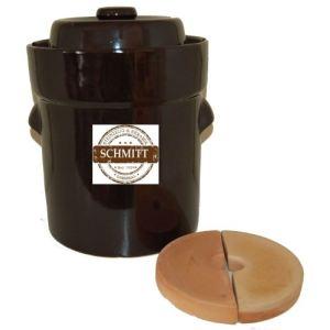 Casserole à fermenter à choucroute (5 L)
