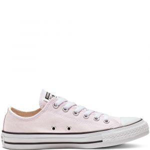 Converse Chuck Taylor All Star Ox Pink Foam Rose Blanc Femme Cv163358c 681 - EU 41.5