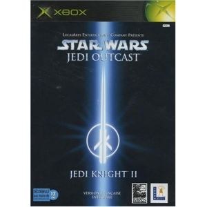 Star Wars : Jedi Knight II - Jedi Outcast [XBOX]