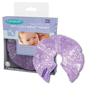 Lansinoh 2 coussinets apaisants Therapearl chaud/froid 3 en 1