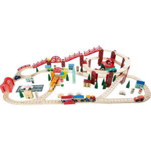 """Legler 3122 - Chemin de fer """"Ma ville"""""""