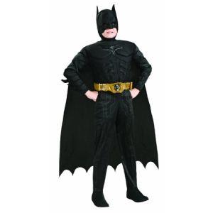 Déguisement Batman Dark Knigh panoplie luxe 3D (4-6 ans)