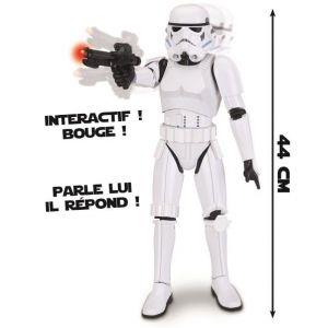 Giochi Preziosi Stormtrooper figurine interactive Star Wars 44 cm