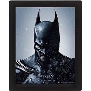 Pyramid International Cadre 3D Lenticulaire Batman Arkham Origins