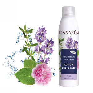 Pranarôm Hydrolats - Lotion purifiante, 170ml