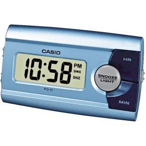 Casio Réveil quartz digital  éclairage Led alarme quotidienne