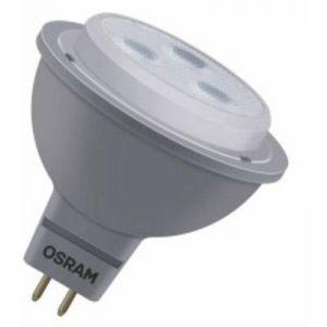 Osram Ampoule LED réflecteur GU5.3 Star MR16 12V / 3,5W - puissance équivalente à une Ampoule de 20 Watt Spot LED avec angle de rayonnement 36° / Blanc chaud - 2700K
