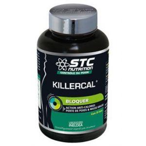 Scientec nutrition Killercal Pilulier de 90 gélules