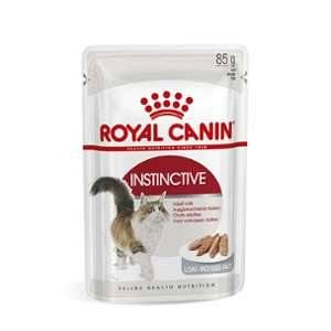 Royal Canin Sachet pour chat Instinctive mousse - 85 gr