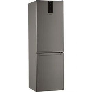 Whirlpool Réfrigérateur congélateur en bas W7821OOX