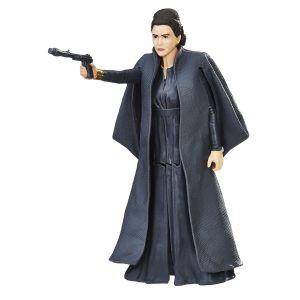 Hasbro Figurine Star Wars collection orange : General Leia Organa