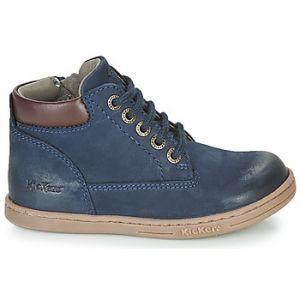 Kickers Boots enfant TACKLAND bleu - Taille 24,25,26,27