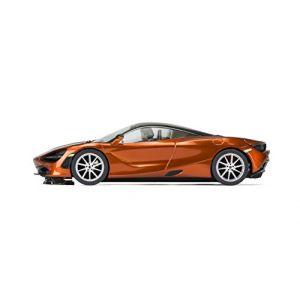 Scalextric Circuits de voitures : coffret - McLaren 720S, Açores Orange- 1/32-Sca