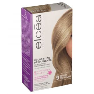 Noreva Elcéa - Coloration experte blond très clair 9