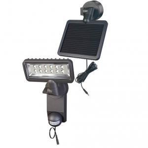 Brennenstuhl Applique d'extérieur LED solaire Sol LH0805P2