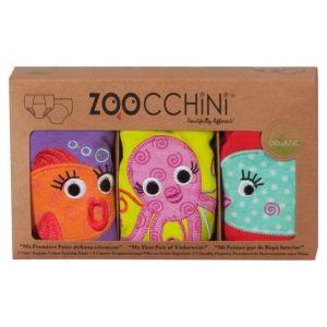 Image de Zoocchini Culotte d'apprentissage Océan Fille (2-3 ans)