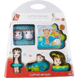 Vulli Coffret de bain Sophie la Girafe