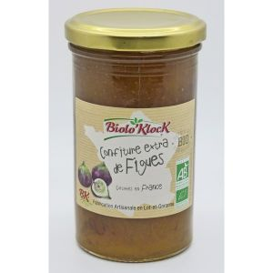 Biolo'klock Confiture EXTRA Figues 300g