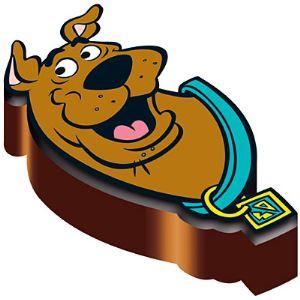 Coffret Tête Scooby Doo