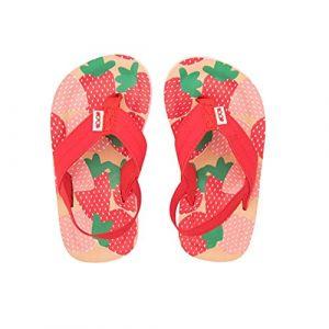 Cool shoe Tongs fraises enfant 25