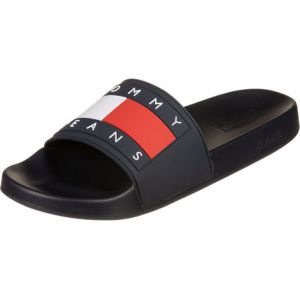Tommy Hilfiger Jeans Pool Slide. Claquettes