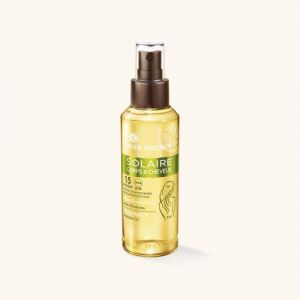 Yves Rocher Huile Protectrice FPS15 Solaire Corps et Cheveux - Flacon 100 ml