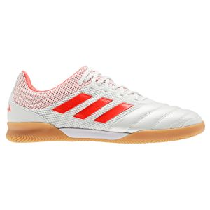 Adidas Chaussures de futsal Copa 19.3 IN Sala Blanc / Rouge - Taille 40