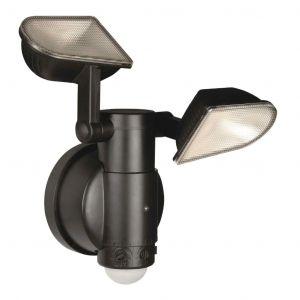 Luxform Lampe de sécurité LED Dublin 400 lm