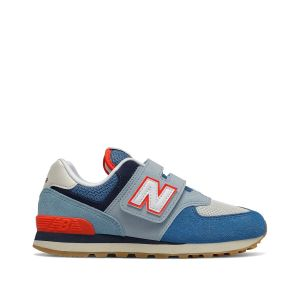New Balance Baskets 574 Bleu - Taille 28;29;30;31;32;33;34 1/2;35