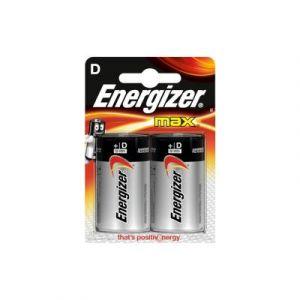 Energizer Lot de 2 piles LR20 MAX