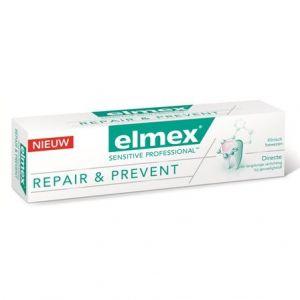 Elmex Sensitive Professional - Dentifrice Répare & Prévient (75 ml)