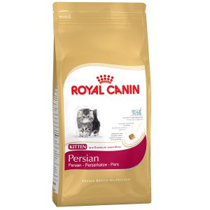 Royal Canin Feline Breed Nutrition Persian 32 Kitten - Sac 400 g