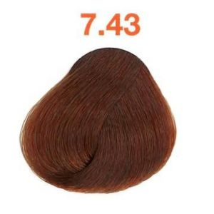 L'Oréal Majirel Teinte N°7.43 - Coloration capillaire