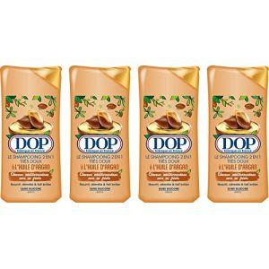 Dop Shampooing 2 en 1 très doux à l'huile d'argan