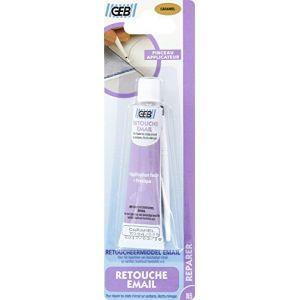 Geb Retouche pour surfaces émaillées - Tube 20 ml - Caramel