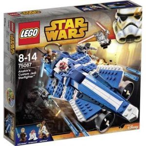 Lego 75087 - Star Wars : Anakins Custom Jedi Starfighter