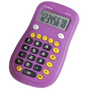 Lexibook NC10Z Fruities - Calculatrice de poche