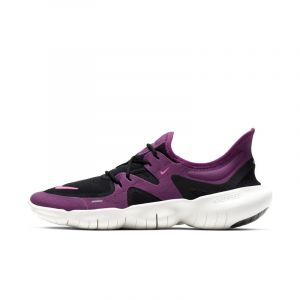 Nike Chaussure de running Free RN 5.0 - Noir - Taille 40.5 - Female