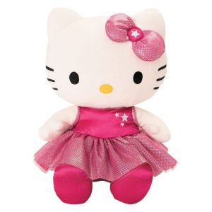 Jemini Peluche Hello Kitty danseuse 27 cm