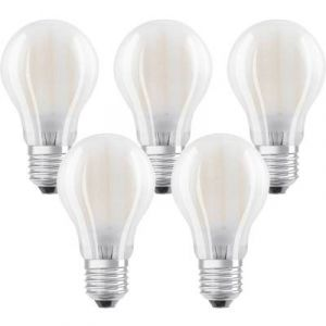 Osram Ampoule LED E27 4058075090620 forme standard 7 W = 60 W blanc chaud (Ø x L) 60 mm x 108 mm EEC: classe A++ à filam