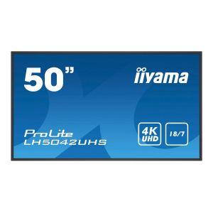 "iiyama 49.5"" LED - ProLite LH5042UHS-B1"
