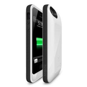 Belkin F8W292vfC01 - Coque batterie ultra fine pour iPhone 5/5S