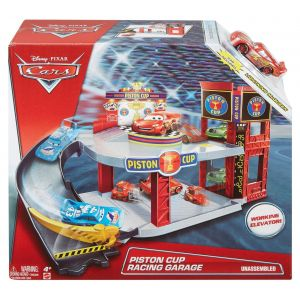 Mattel Garage Piston Cup Disney Cars