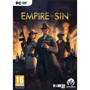 Empire of Sin Day One Edition [PC]
